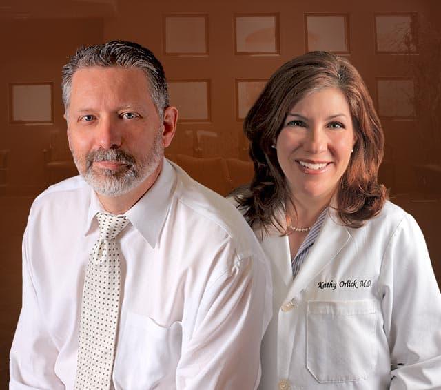 Dr. Olson & Dr. Orlick