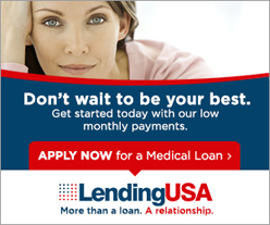 Lending USA. Don\'t wait to be your best. Financing.