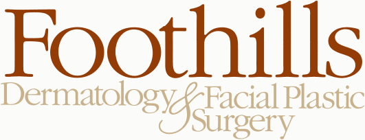 Foothills Dermatology & Facial Plastic Surgery logo
