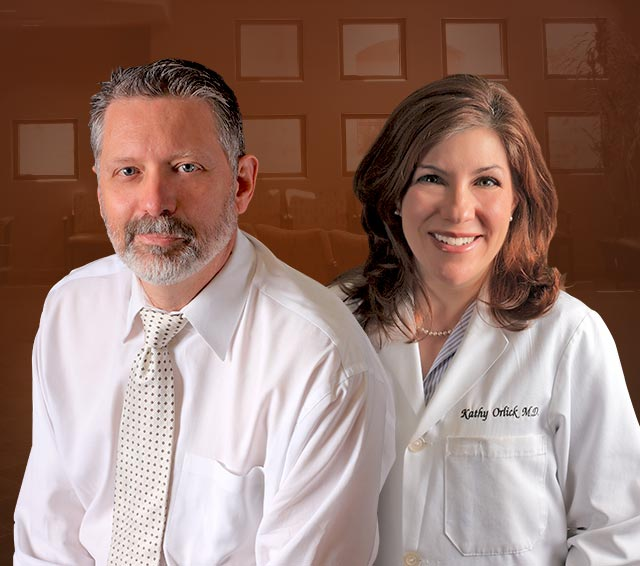 Dr. Olson & Dr. Orlick