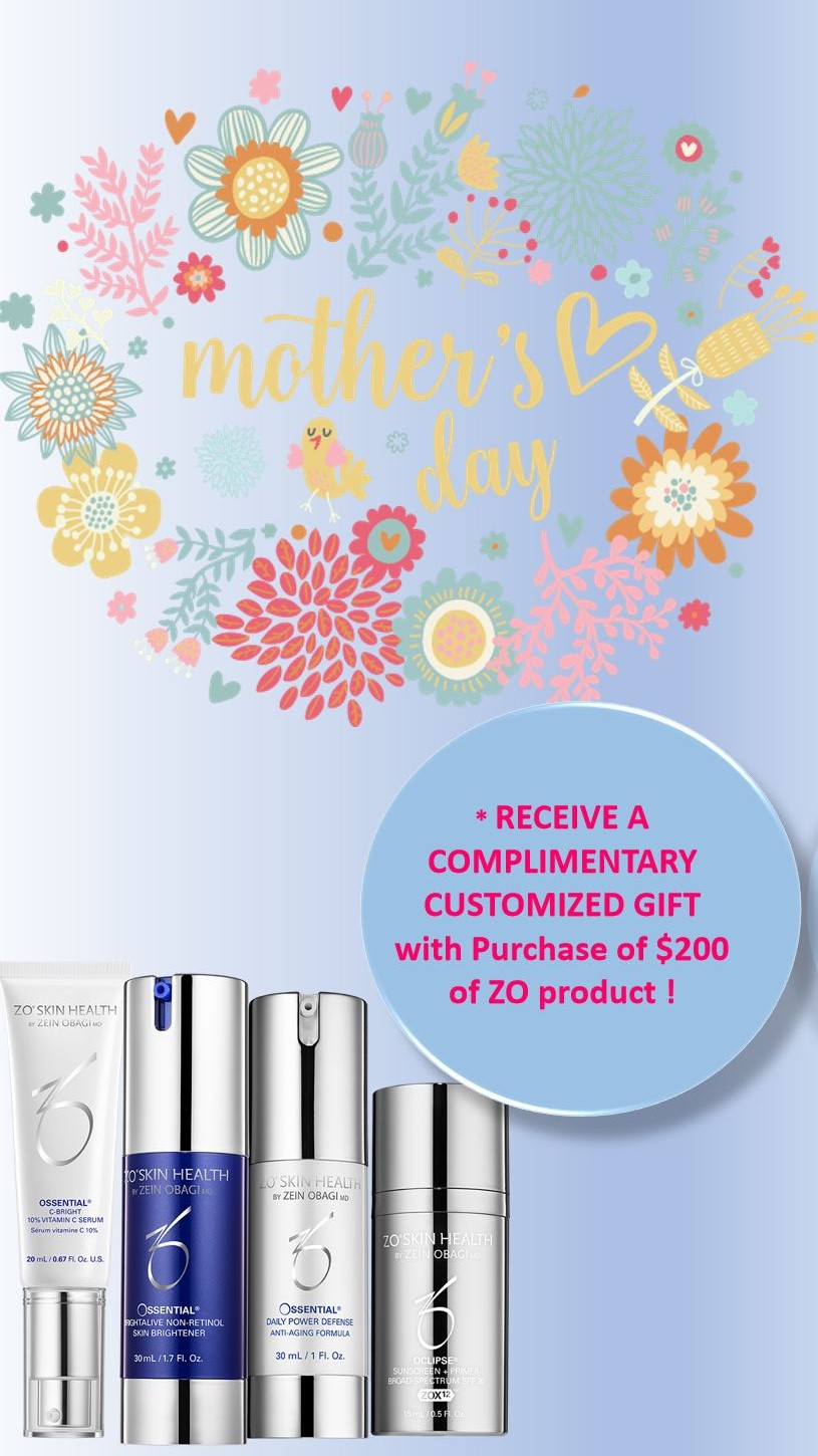 Foothill Dermatology and Facial Plastic Surgery Mother's Day Special