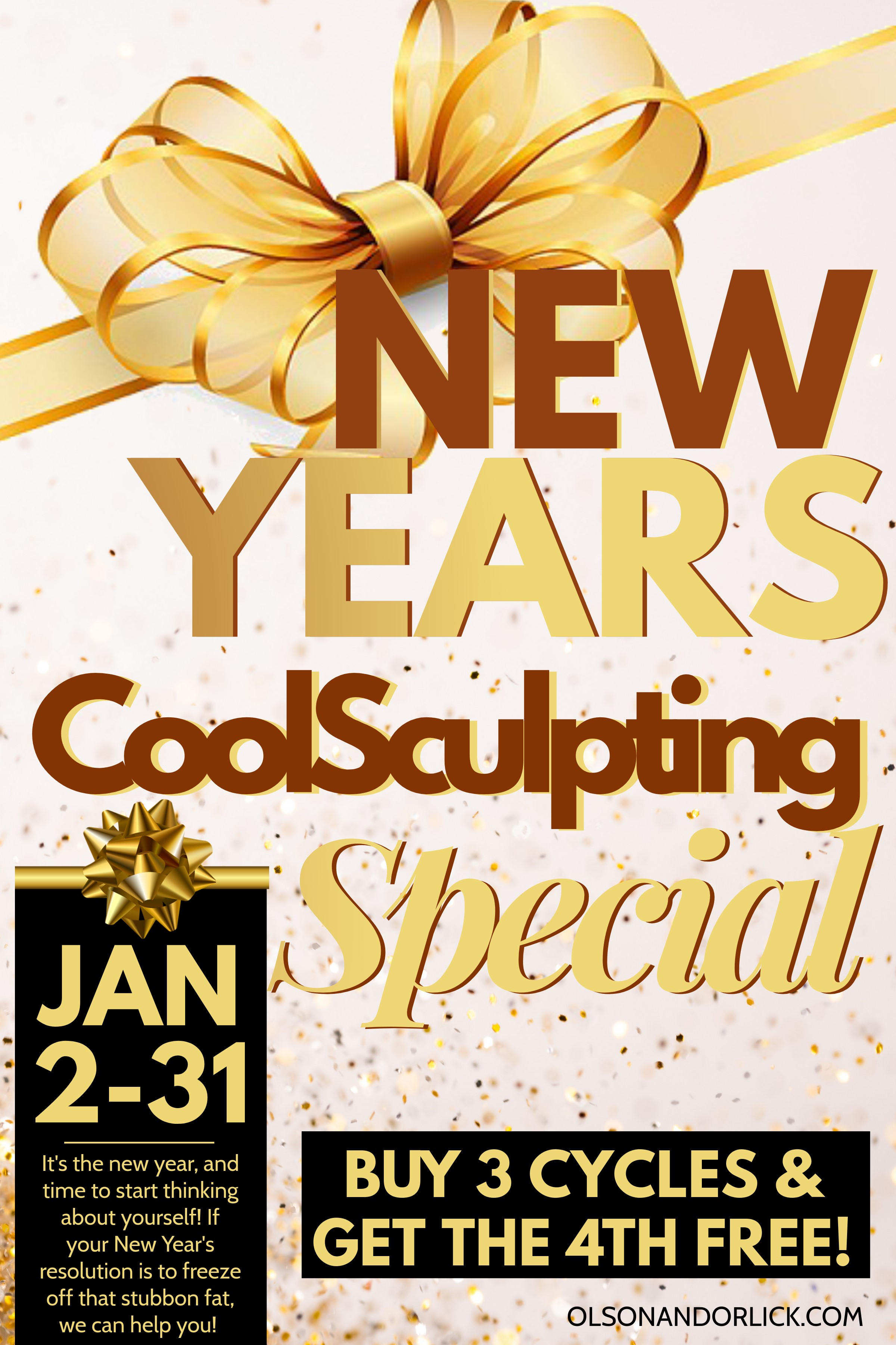 Save on CoolSculpting® this month only!